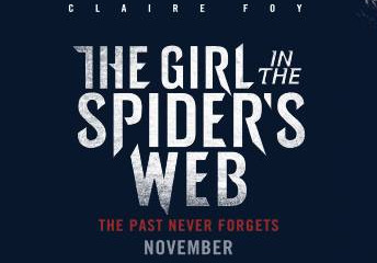 The Girl in the Spider's Web: First Look