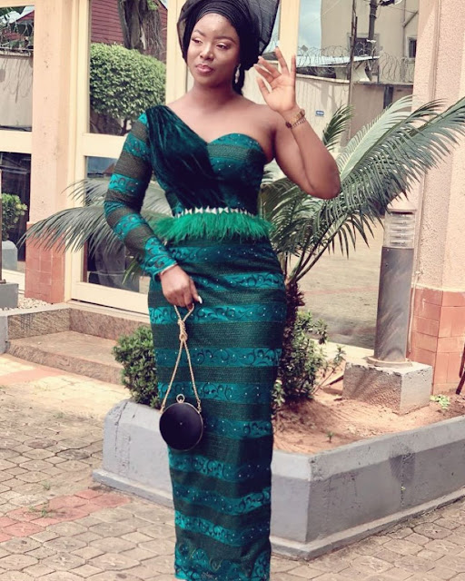 2019 Super Breathtaking Asoebi Styles