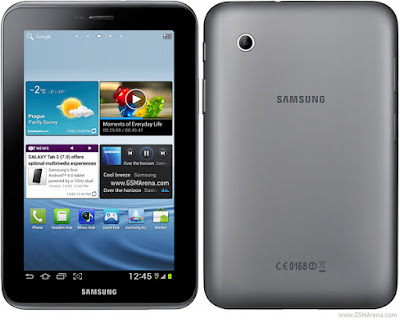 Samsung Galaxy Tab 2 7.0 P3100 Android 5.1.1 Lollipop ...