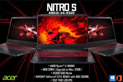 Aсеr Nіtrо 5 AN515 44 R2Z0