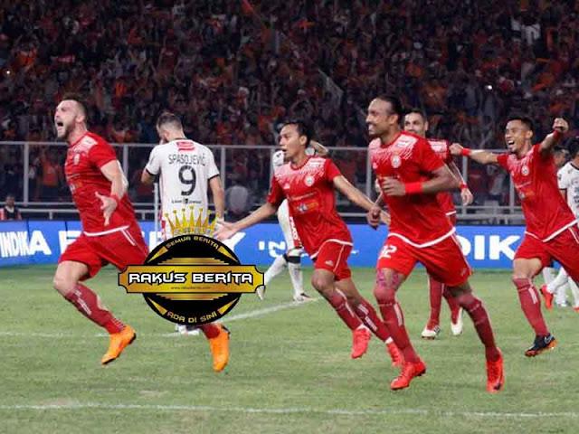 Persija Juara Piala Presiden 2018, Usai Libas Bali United 3-0