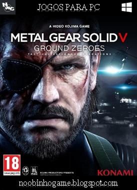Download Metal Gear Solid V Ground Zeros PC