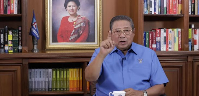 Soal HLM, SBY: Sebagai Mantan Presiden, Saya Dukung Jokowi