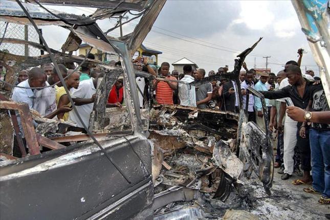 Boko Haram masacra cristianos en Nigeria