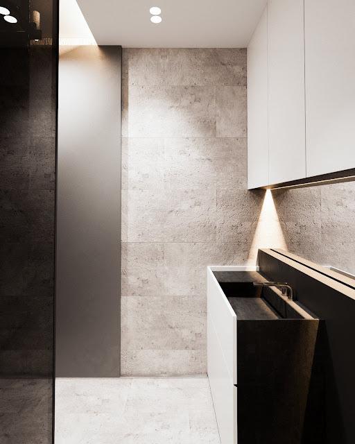 Mini Bathroom Design
