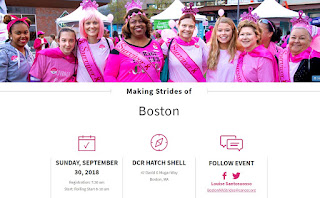 Making Strides of Boston