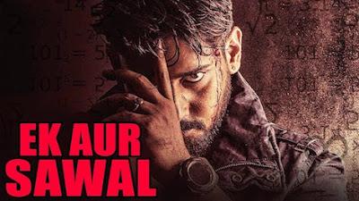 Poster Of Ek Aur Sawal Full Movie in Hindi HD Free download Watch Online 720P HD