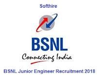 BSNL Junior Engineer Recruitment