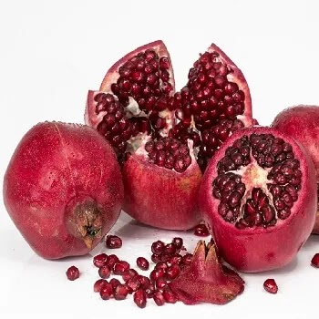 डाळिंब, Pomegranate fruits name in Marathi