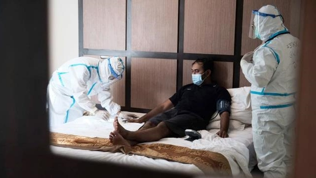 Anggota DPR Isolasi Mandiri Difasilitasi Hotel, Netizen: Suruh Mereka di Wisma Atlit!