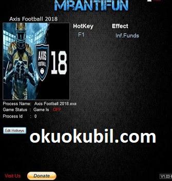 Axis Football 2018 (PC) Oyunu Yeni Mega sınırsız Para Hilesi İndir