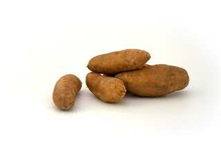 sweet potatoes, 8 Foods That Ensures Your Hair Grow Faster