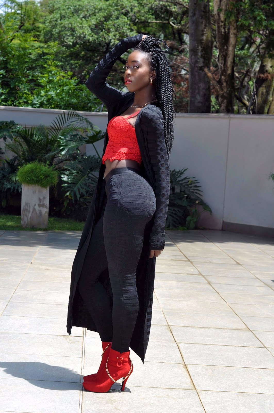 how to style bustier tops, bustier tops, style with Ezil, Ezil, Kenyan fashion blogger, Blogger