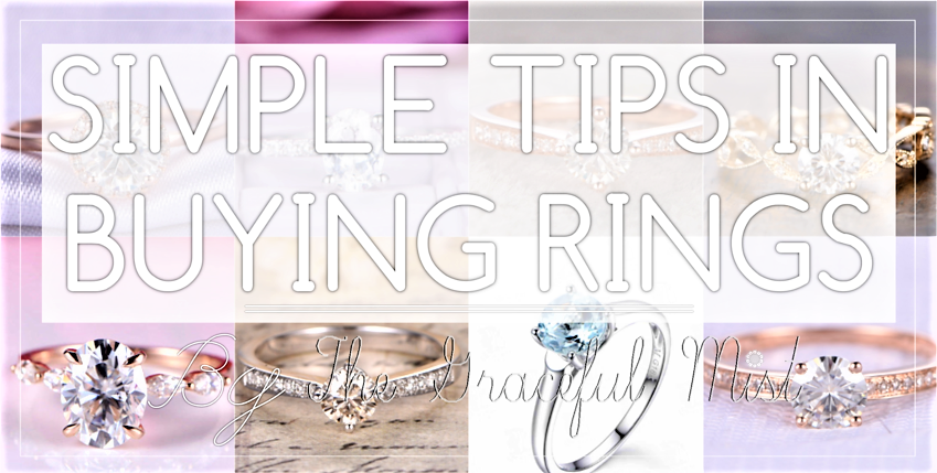Simple Tips in Buying Promise, Couple, Engagement and Wedding Rings - Article by @TheGracefulMist in Cooperation with Myraygem (www.Myraygem.com) Top Beauty, Fashion, and Lifestyle Blogger in the Philippines (www.TheGracefulMist.com)