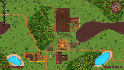 Lords And Villeins Game Screenshot 4