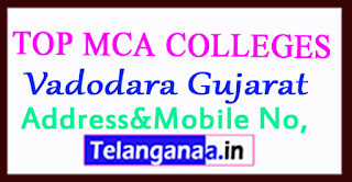 Top MCA Colleges in Vadodara Gujarat