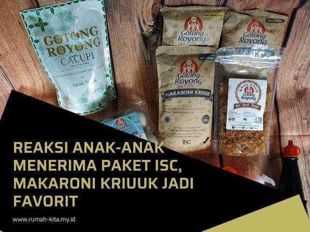 paket belanja indo supply chain