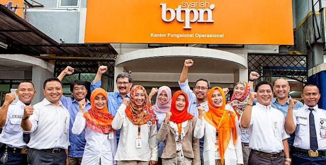 Lowongan Kerja Community Officer BTPN Syariah Area Tangerang, Cilegon, Serang dan Pandeglang