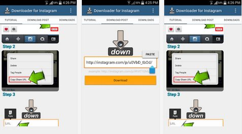 Cara Download Video dari Instagram Part 1