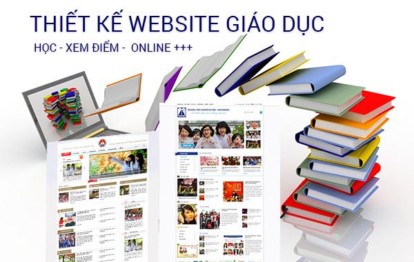 Dịch Vụ Thiết Kế Website Giáo Dục Quận 1