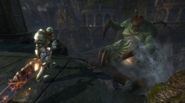 Kingdoms of Amalur Reckoning PC Games Gameplay