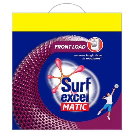 Front Load Detergent Powder
