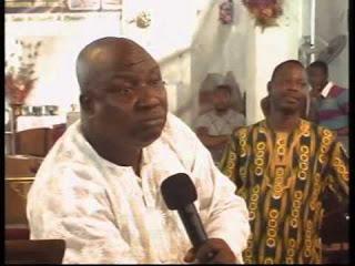 Pastor Abraham Yakubu