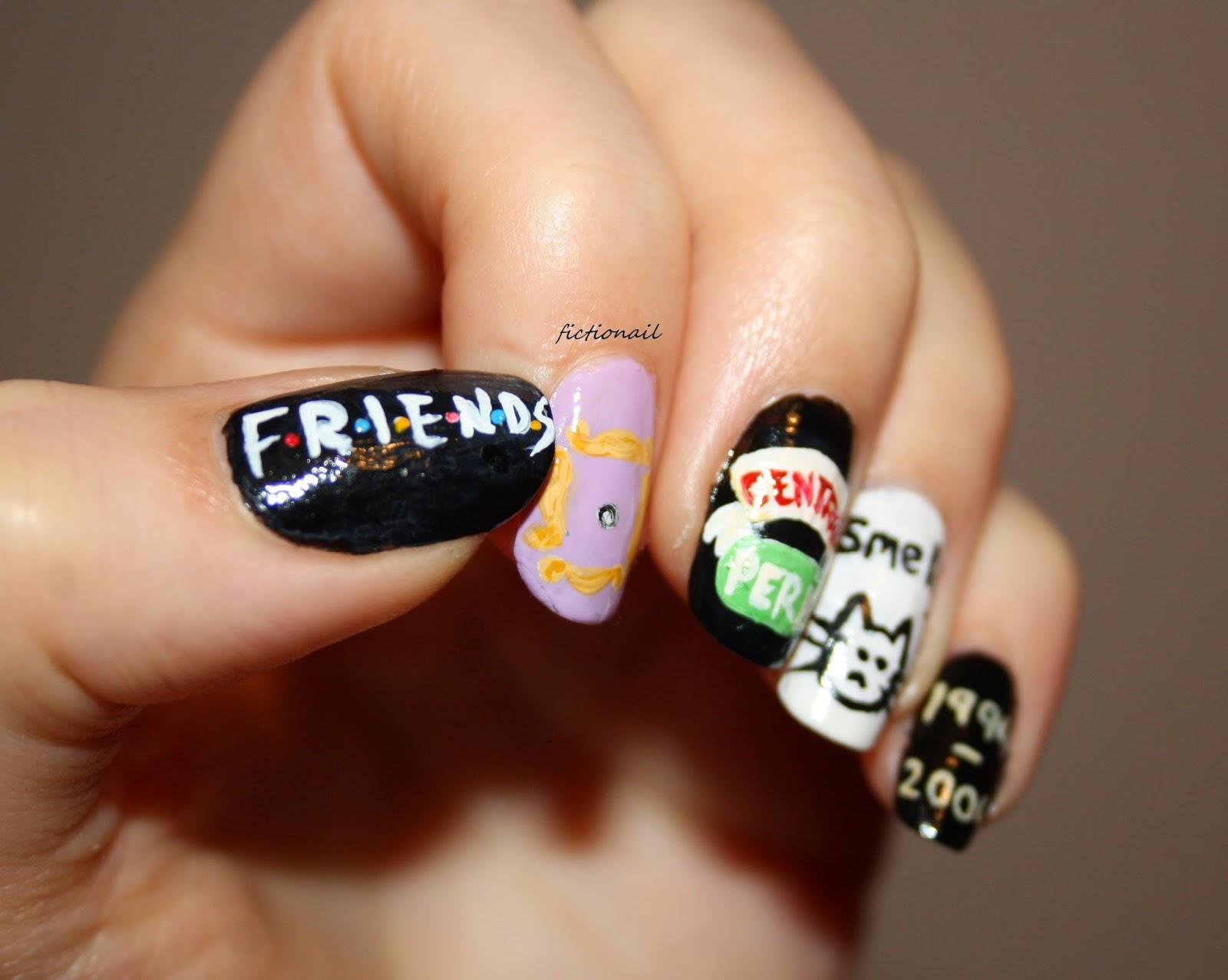 Friends Nails
