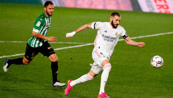 Real Madrid vs. Real Betis EN VIVO? Conócelo aquí, hoy por LaLiga 2021