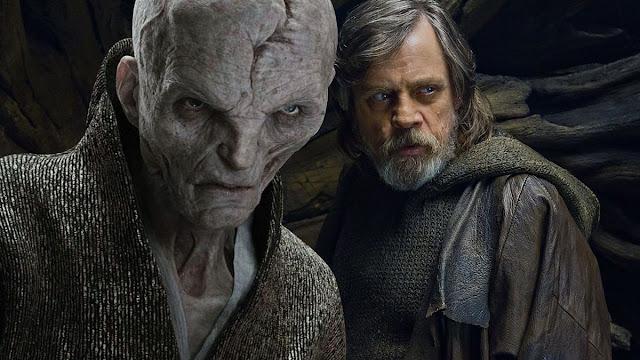 Star Wars. Los últimos Jedi (2017)