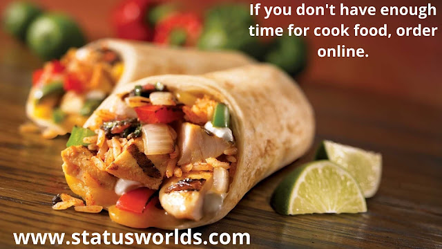 Food Status and Quotes