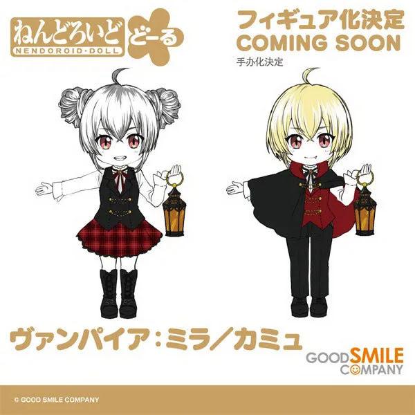 Nendoroid Doll Nendoroid Doll Vampire: Mira/Nendoroid Doll Vampire: Camu