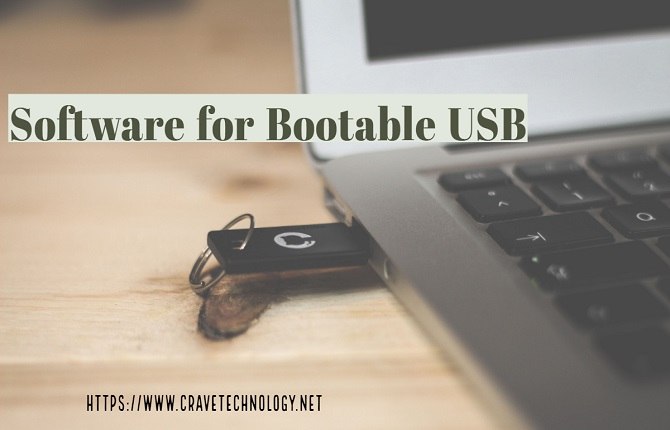 Software for Bootable USB