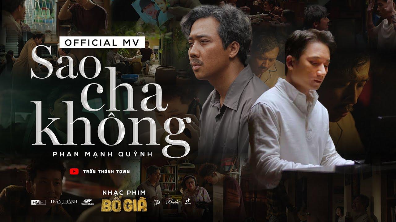 Acapella Vocal Sao cha không (OST Bố già 2021) - Phan Mạnh Quỳnh