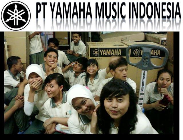 Lowongan Kerja di PT Yamaha Music Manufacturing