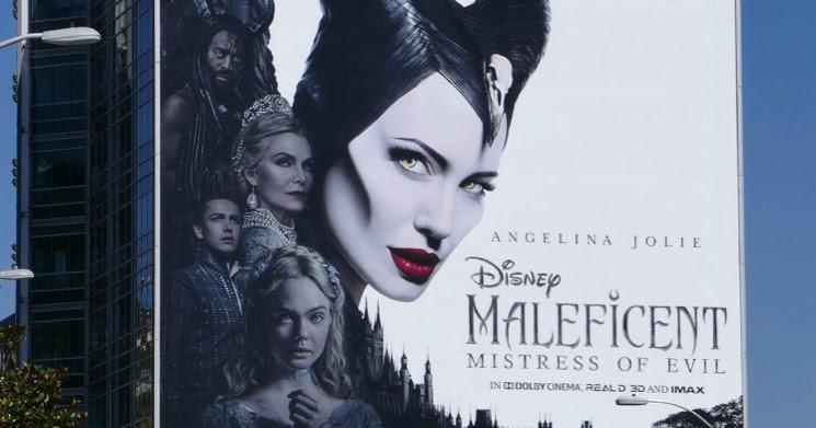 Daily Billboard Maleficent Mistress Of Evil Movie