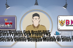 Cara Terbaru Cek Profil PNS Secara Online di Situs BKN Melalui Aplikasi My SAPK BKN