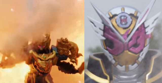 Kamen Rider Zi-O & Ryusoulger Summer Movies Trailer & Screenshoot!