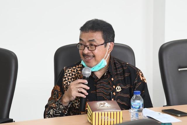 Susun Raperda BUMDes, Komisi I DPRD Jabar Kunjungi Provinsi Banten