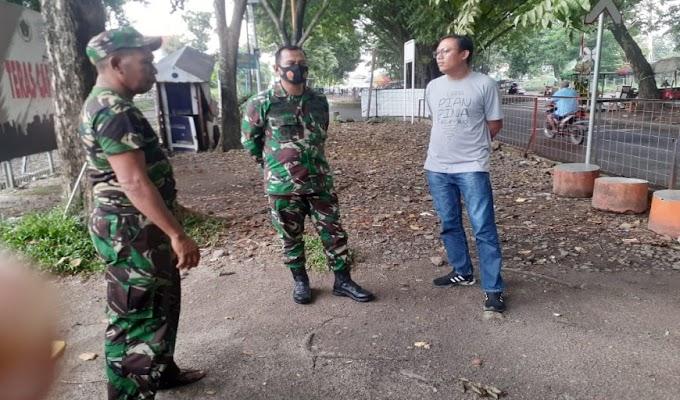 Bersama dengan Koramil 0201/Serang, PWI Banten Akan Bangun Taman Digital