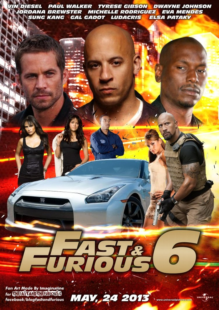 Filme Online Fast And Furious 6
