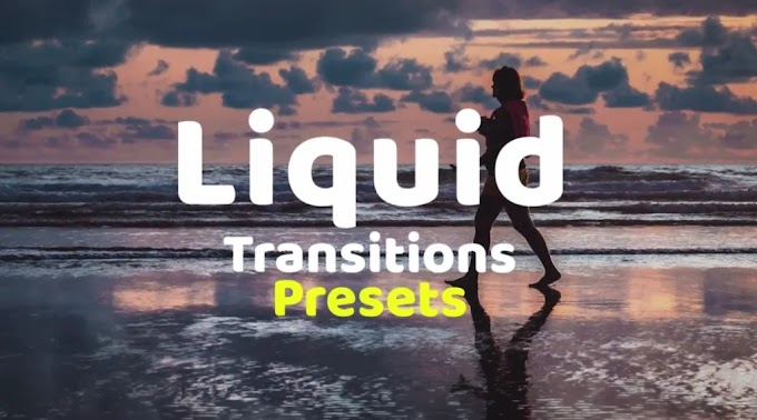 Liquid Transitions Presets Premiere Pro Presets