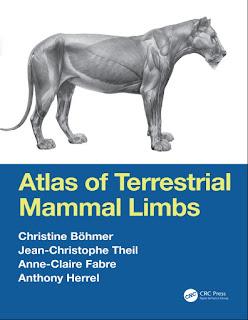 Atlas of Terrestrial Mammal Limbs 1st Edition