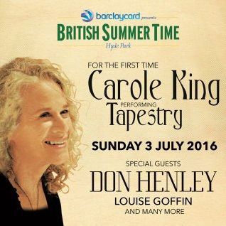 Review Amp Set List Carole King Plays Tapestry In Full For