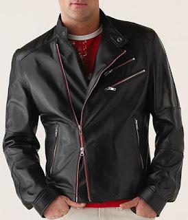 Jaket Kulit Pria HL 008