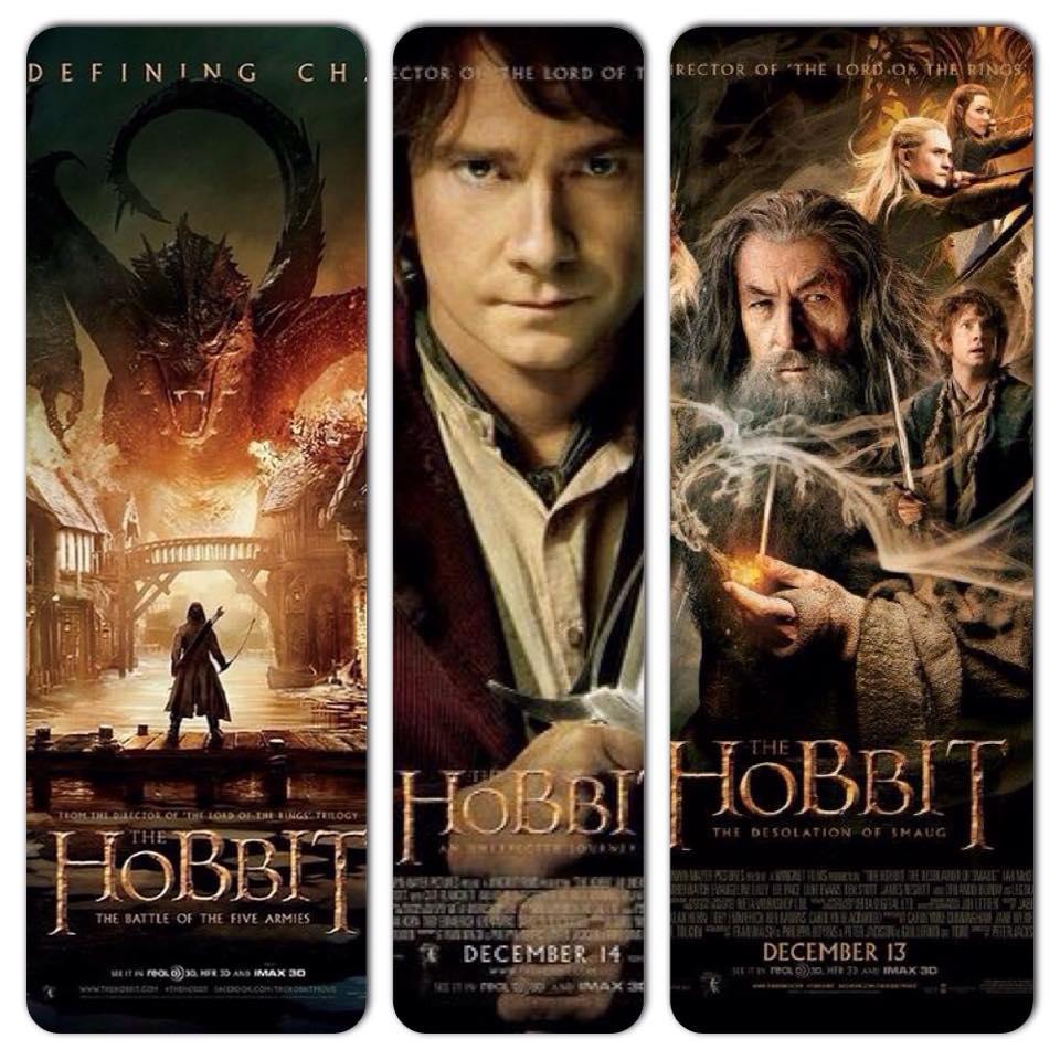 سلسلة افلام الهوبيت The Hobbit