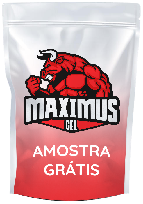 Maximus Gel - Amostra Grátis