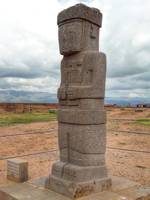 Visitar Tiahuanaco desde la Paz por libre
