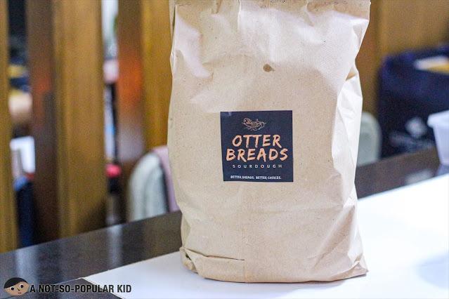 Otter Breads Sourdough Metro Manila Delivery