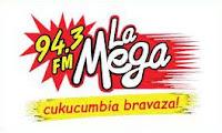 Radio La Mega ahora es Radio Bravaza 94.3 Fm